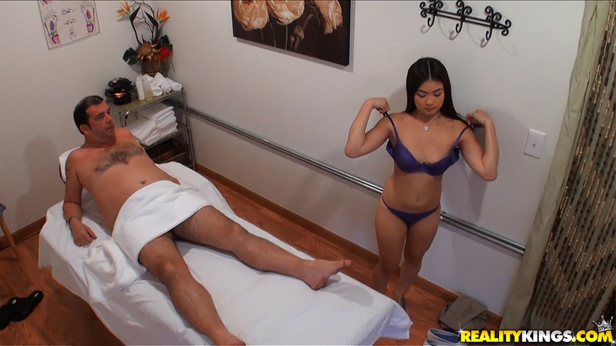 Asian Massage Parlor Real